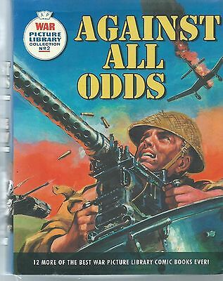 Against All Odds,war Picture Library Collection No.2,12 Best War Comics Ever