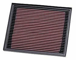 Kn Air Filter (33-2119) Replacement High Flow Filtration