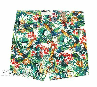 Hitch-Hiker by MONNALISA short jungle print, mt.6 maanden, NIEUW!!!