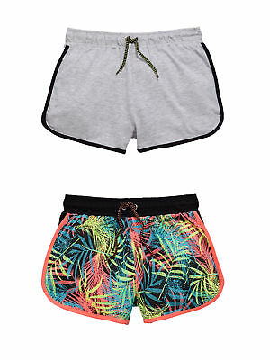 V By Very Sporty Essentials Pack Of Two Shorts in Multi Size 5-6 Years