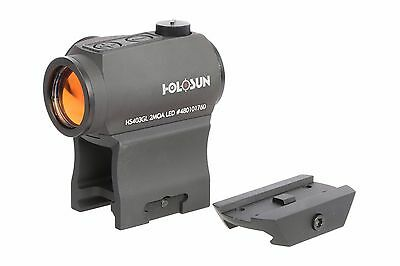 Holosun HS403GL PARALOW Free 2 MOA Red Dot Sight (50000hr)