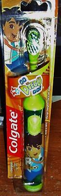 go diego go battery operated tooth brush