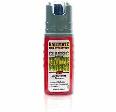 New Baitmate Classic Crappie and Panfish Pheromone-based Fish Attractant 528W