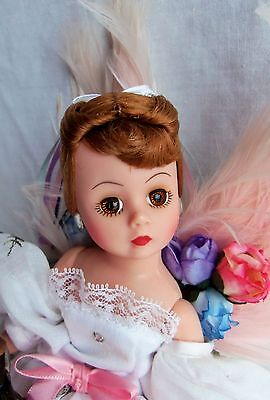 """Madame Alexander GUARDIAN ANGEL OF HARMONY 10"""" Cissette Doll, in Box 10611"""