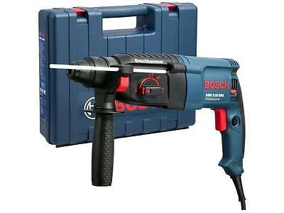 Bosch Gbh2-26Dre 3 Mode Sds+ Rotary Hammer 240V Brand New With Case