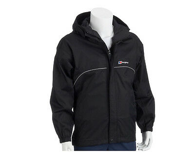 Berghaus Monsoon Boys Jacket Size 5-6 Years RRP £60.00 - Navy Blue