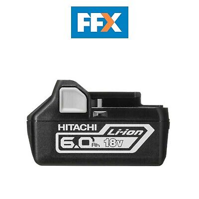 Hitachi BSL1860 18V 6.0Ah Li-Ion Battery