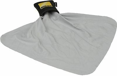 New Nikon Micro Fiber Lens Optics Cleaning Cloth 16142