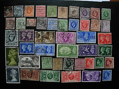 Gb Used: A Collection Of Old Issues,3 Pics, See Descript, Nice, $$$ #sa571