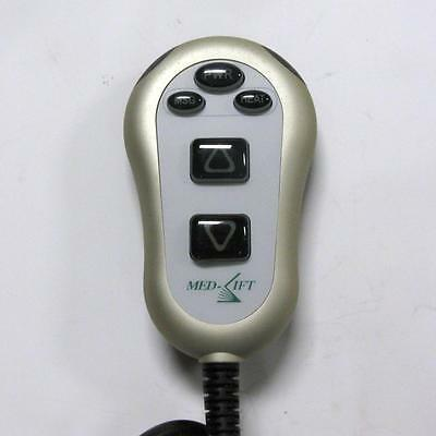 Med Lift In Seat Lift Chair Hand Control With Heat & Massage 11690  **NEW**