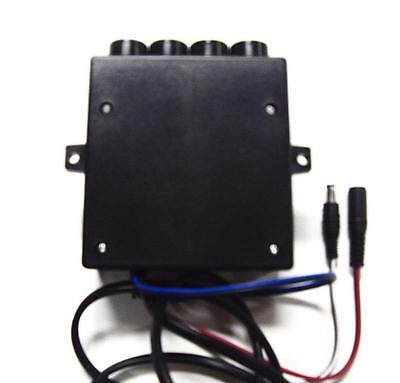 Home Meridian Lift Chair Control Box for Heat and Massage Chairs  ** NEW **
