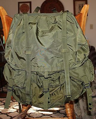 US Army ALICE LC-1 Large Field Pack OD Green