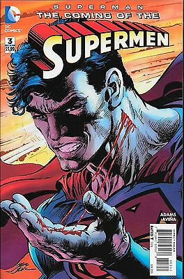 Superman: The Coming of the Supermen No.3 / 2016 Neal Adams