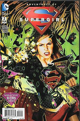 Adventures of Supergirl No.2 / 2016 Based on the Hit CBS TV Series