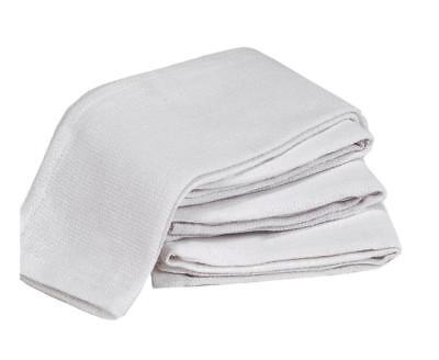 Operating Towels Bulk White 100/Case  16in x 26in  100% Cotton  AHSORT-W100