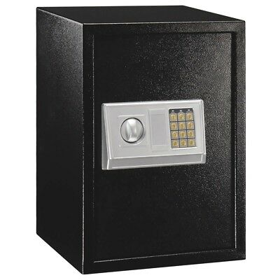 Digital Electronic Large Safe Box Keypad Lock Security Home Office Hotel Gun