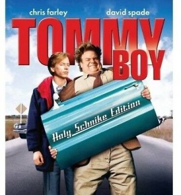 Tommy Boy [New Blu-ray] Ac-3/Dolby Digital, Dolby, Dubbed, Subtitled, Widescre