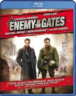 Enemy At The Gates [New Blu-ray] Ac-3/Dolby Digital, Dolby, Dubbed, Subtitled,