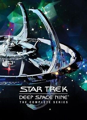 Star Trek: Deep Space Nine - The Complete Series DVD