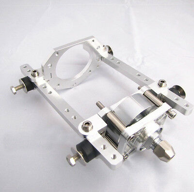 CNC Aluminum Toy Parts Engine Mount With Clutch For RC Marine Engine 26/29/30CC