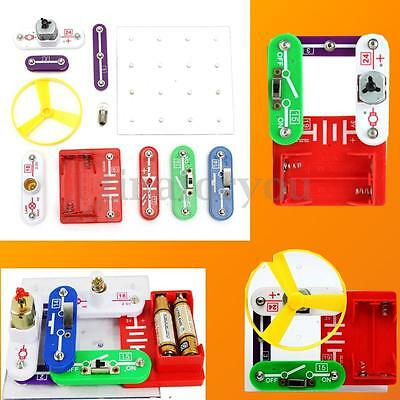 2.5V Model Electronics Discovery Kit Science Educational Toy for Kids Learning
