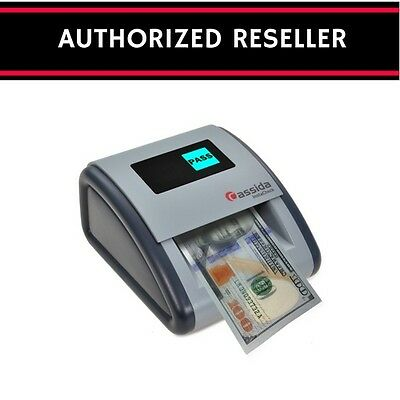 Cassida Instacheck Counterfeit Detector Automatic Money Currency Read Checker