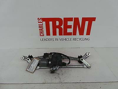 2009 TOYOTA AVENSIS Bosch Front Wiper Motor With Linkage 0390241964 5 Pin Plug