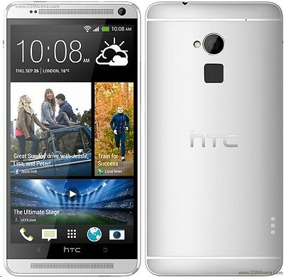 Dummy HTC ONE MAX SILVER GREY Cell mobile phone display toy replica sample toy
