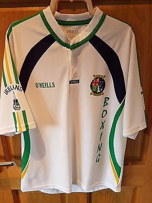 Oneills Rare Ireland Official Boxing Shirt 4 Counties Size Small