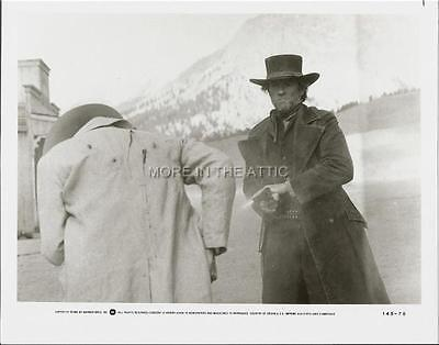 Clint Eastwood Is The Pale Rider Original Vintage Western Film Still #1