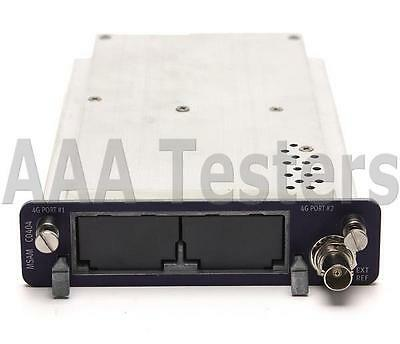 JDSU MSAM C0404 1G Ethernet Multi Services Application Module 4 T-BERD MTS 6000A