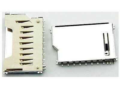Socket slot /connecteur à souder pour carte SD Card Slot Socket solder connector