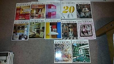 World of Interiors Magazine - 2002 - 12 Issues Complete