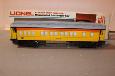 Mpc Lionel- 9583- Chessie Passenger Car - Lighted - 0/027 - New -  S5