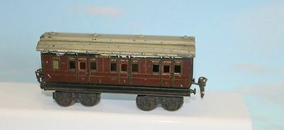 Gamage Holborn German Made O Gauge Midland  Coach
