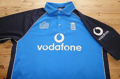 England Admiral Cricket One-Day Odi Shirt Jersey Top Large