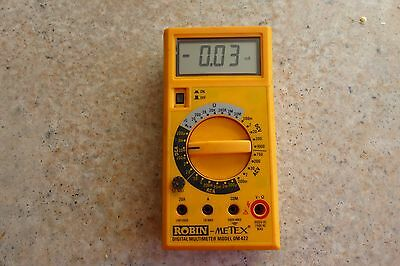 Robin om 422 Digital Multimeter  see pic