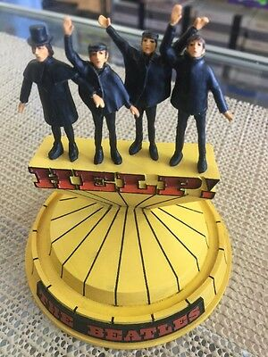 "The Beatles - Franklin Mint ""help"" Ltd. Music Dome From 1997/8 Used"