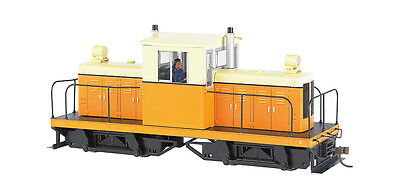 Bachmann 29202 On30 Painted & Unlettered Whitcomb 50-Ton Center-Cab w/DCC