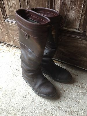 Ladies Dubarry Country Boots 6. Fast Despatch & Free Tracked Post.
