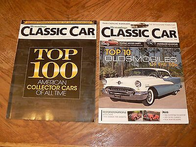 2013 Hemmings Classic Car Magazine 12 Issues Complete Year January-December
