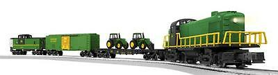 Lionel 6-81480 John Deere RS-3 LionChief Diesel Freight Train Set with Remote Co
