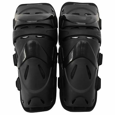 No Fear Unisex Knee Guards Defenders Pads Motocross Race Accessory Sport New
