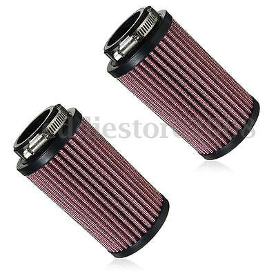 2x 26mm Air Filter Cleaner High Quality Replacement For Yamaha Banshee YFZ 350