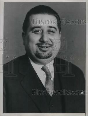 1935 Press Photo Detective Charles Cavolo Of The Cleveland Police Department