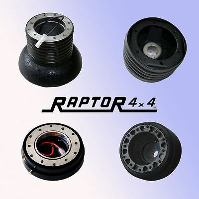 Raptor 4x4 Land Rover Steering Wheel Boss Kits Hub Defender Discovery Off Road