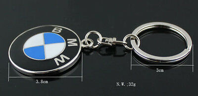 high quality BMW/bmw luxury key chain Style Car Keychain Part Collect KeyRing