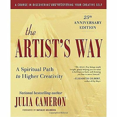 The Artist's Way - Paperback NEW Julia Cameron ( 25 Oct. 2016