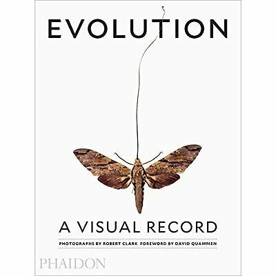 Evolution: A Visual Record - Hardcover NEW Robert Clark (A 3 Oct. 2016