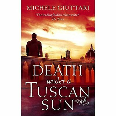 Death Under a Tuscan Sun (Michele Ferrara) - Paperback NEW Michele Giuttar 07/04
